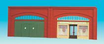 Brawa 2880 Arcate con negozi Modellismo