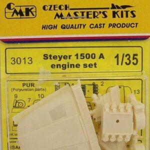 CMK 3013 STEYER 1500A Modellismo