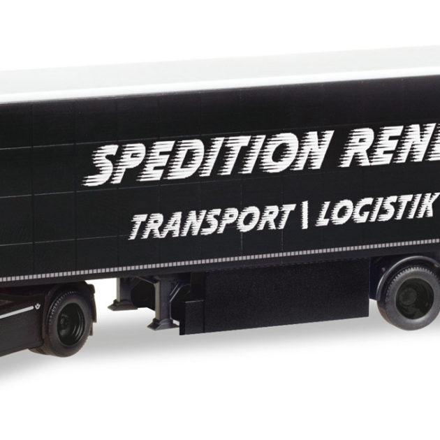 """Herpa 308748 Scania R'13 """"Rene Muller Transporte"""" Modellismo"""