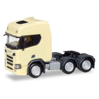 Herpa 308816 Scania CR 20 HD 6x2 motrice