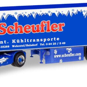 """Herpa 308892 DAF XF SSC articolato """"Scheufler"""" Modellismo"""