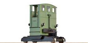 "Brawa 31000 Locomotiva Breuer VL ""Sogliola"" digitale con sound"