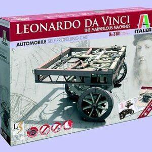 Italeri 3101 AUTOMOBILE Modellismo