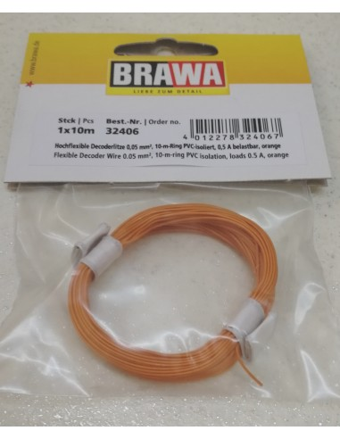Brawa 32406 Cavetto arancio per decoder Modellismo