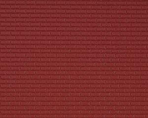 Kibri 34122 MURO MATTONI ROSSI