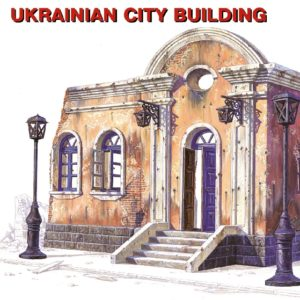 MINIART 35006 Ukrainian City Building Modellismo