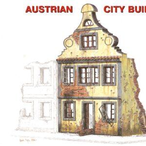 MINIART 35013 Austrian City Building Modellismo