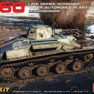 Miniart 35232 T-60 Late Series