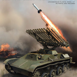 Miniart 35234 BM-8-24 SELF-PROPELLED ROCKET LAUNCHER