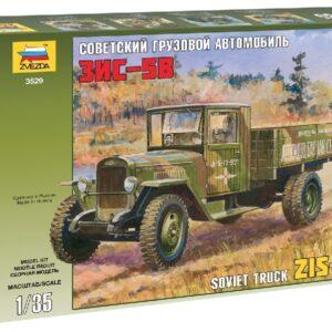 ZVEZDA 3529 Zis-5 Truck