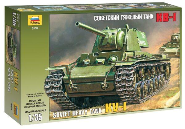 Zvezda 3539 KV-1 (re-release)