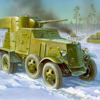 Zvezda 3546 BA-3 (re-release)