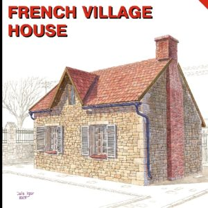 MINIART 35510 French Village  House