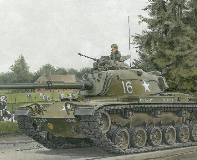 Dragon 3553 M60 PATTON Modellismo