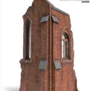 MINIART 35533 Church Ruin