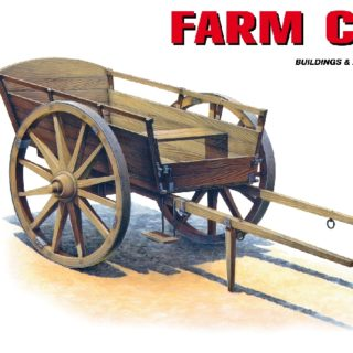 MINIART 35542 Farm Cart