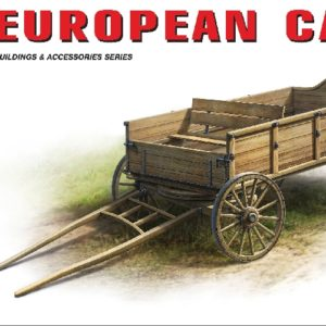 MINIART 35553 European Cart