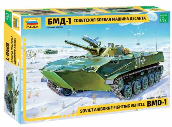 Zvezda 3559 BMD-1 Airborne AFV