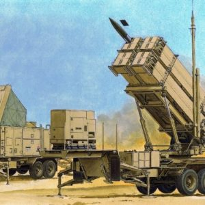 Dragon 3563 MIM-104F PATRIOT SURFACE-TO-AIR MISSILE ( Modellismo