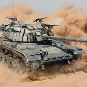 Dragon 3581 IDF M60W/ERA