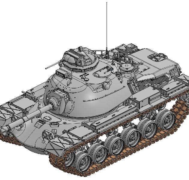 Dragon 3584 M67 FLAMETHROWER TANK Modellismo