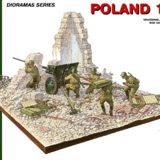 MINIART 36004 Poland 1944.