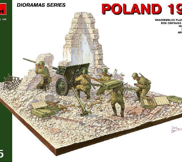 MINIART 36004 Poland 1944.  Modellismo