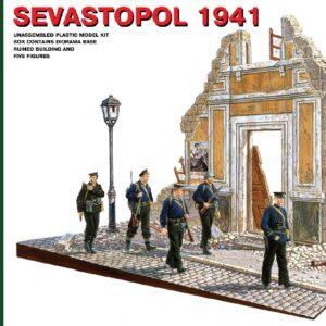 MINIART 36005 Sevastopol 1941.