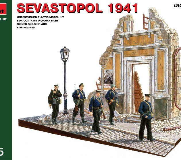 MINIART 36005 Sevastopol 1941.                          Modellismo