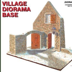 MINIART 36015 Village Diorama Base