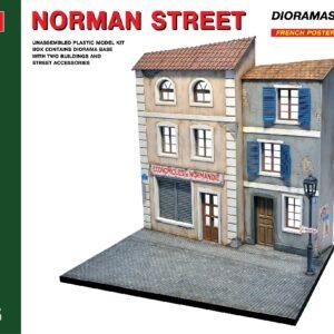 MINIART 36045 Norman Street Modellismo