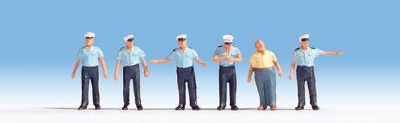 Noch 36083 Polizia stradale Modellismo