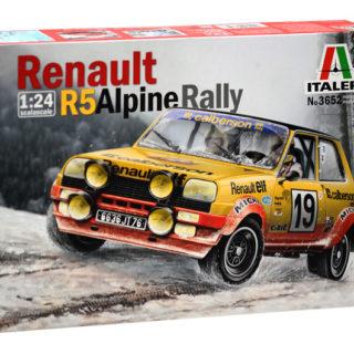 Italeri 3652 RENAULT R5 RALLY