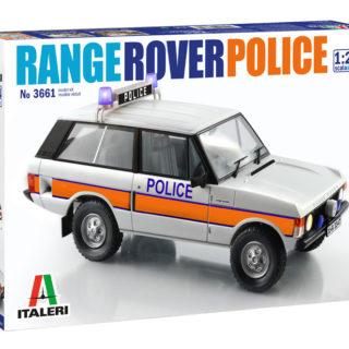 Italeri 3661 1/24 Police Range Rover