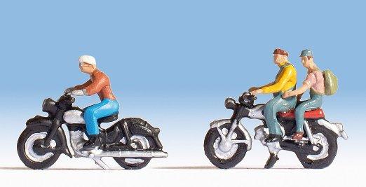 Noch 36904 MOTOCICLISTI Modellismo