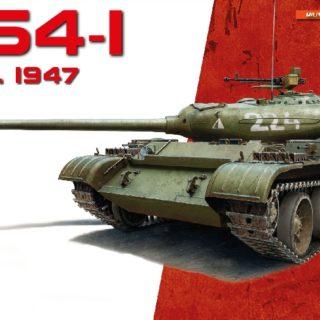 Miniart 37014 T-54-1 MOD. 1947