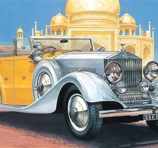 ITALERI 3703 Rolls Royce Phantom Ii