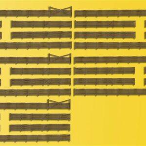 Kibri 37225 STECCIONATE