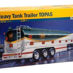 """ITALERI 3731 Heavy Tank Trailer """"Topas"""""""