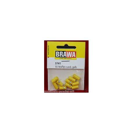 Brawa 3751 Spinotto banana giallo 10 pezzi