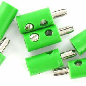 Brawa 3753 Spinotto banana verde 10 pezzi Modellismo