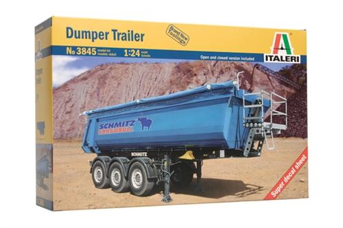 ITALERI 3845 Dumper Trailer