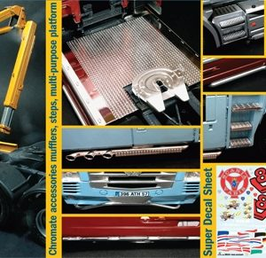 ITALERI 3854 Truck Accessories Ii