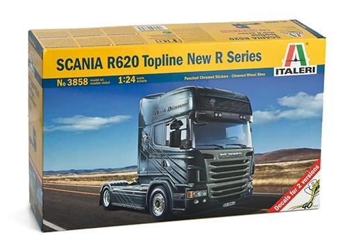 ITALERI 3858 Scania R620 V8 New R Series