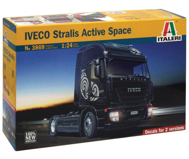 ITALERI 3869 Iveco Stralis