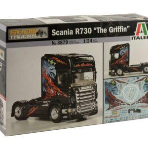 """ITALERI 3879 Scania R730 """"The Griffin"""""""
