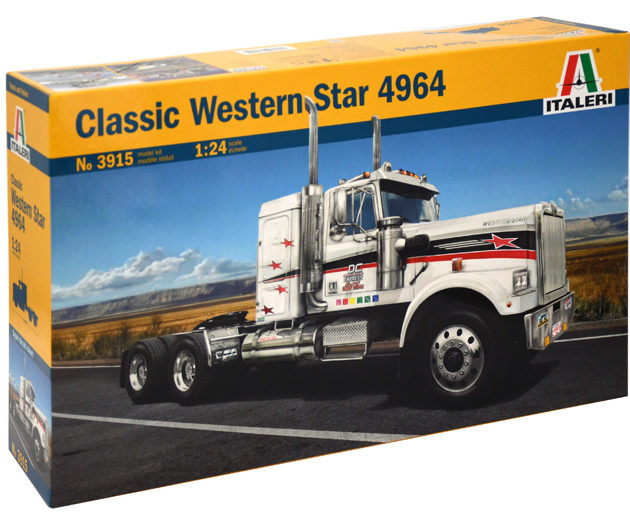 ITALERI 3915 Classic Western Star
