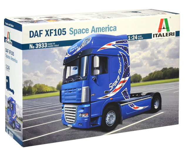 "Italeri 3933 1/24 DAF XF-105 ""Space America"""