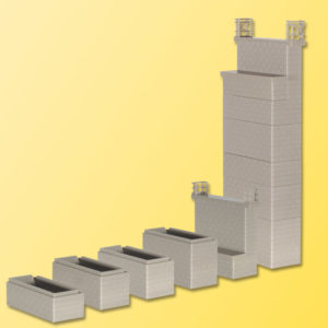 Kibri 39750 Piloni universali per ponti
