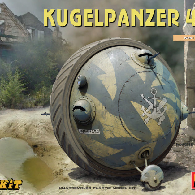 Miniart 40006 1/35 Kugelpanzer 41( r ). INTERIOR KIT